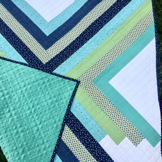 Using Minky Cuddle as Quilt Backing