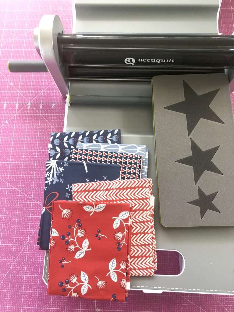 AccuQuilt Go fabric cutting machine, how to use accuquilt