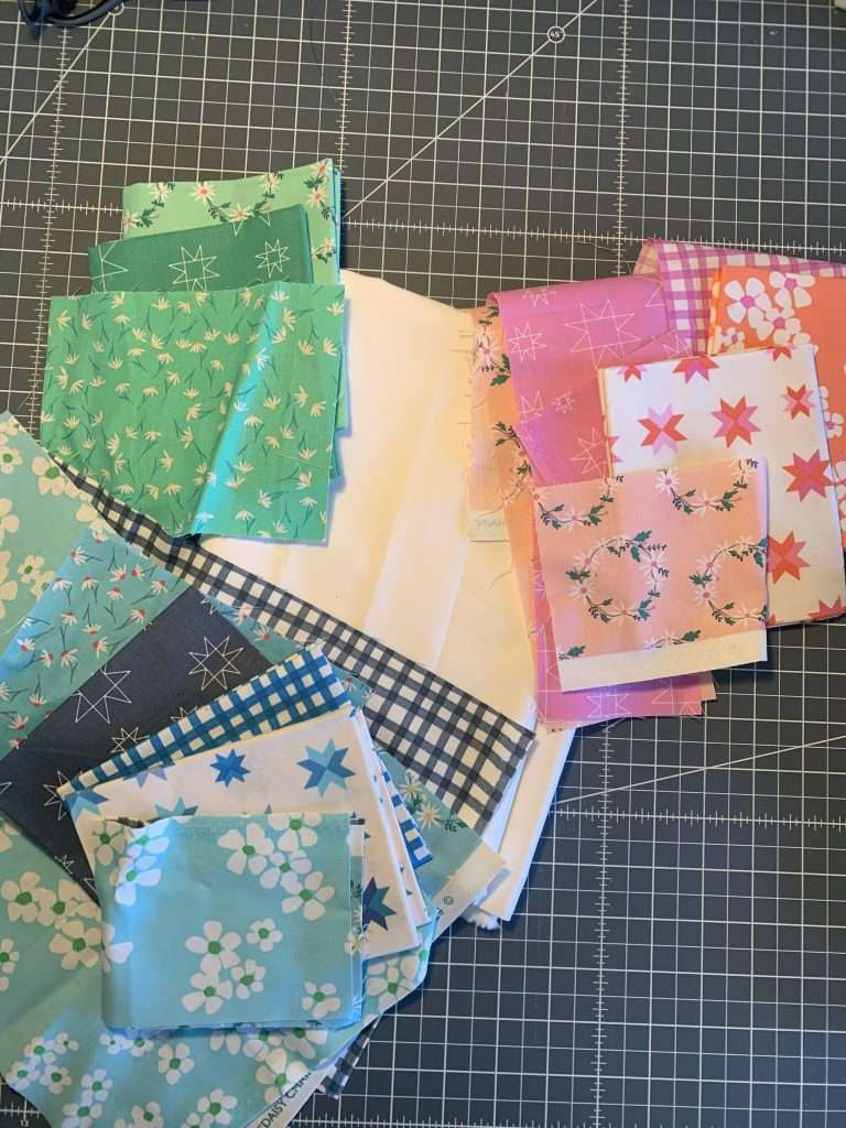 Connector Quilt fabric scraps, scrappy quilt pattern, easy quilt pattern, scrap buster, homemadeemilyjane, connector quilt, fabric scraps, fat quarter quilt pattern