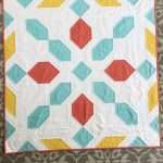 Baby Size Connector Quilt PBS Solids