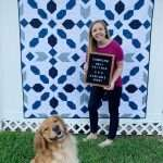 Connector Quilt Pattern Now Available with Beau