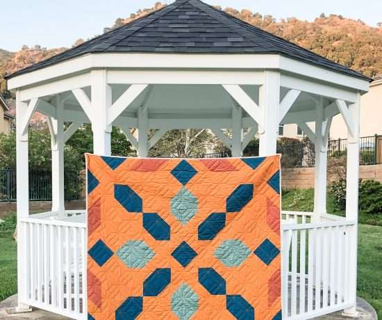 Connector Quilt Kit Lap Size