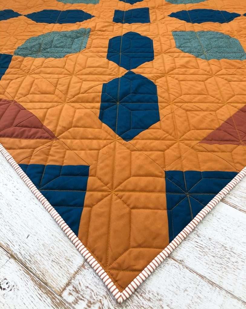 Lap Size Connector Quilt, Connector Quilt Kit, vibrant color lap quilt, online fabric shopping, quilt pattern for boys, masculine quilt