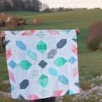 Scrappy Connector Quilt Baby Size