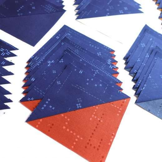 Magic 8 Half Square Triangles Quilting Tutorial with video
