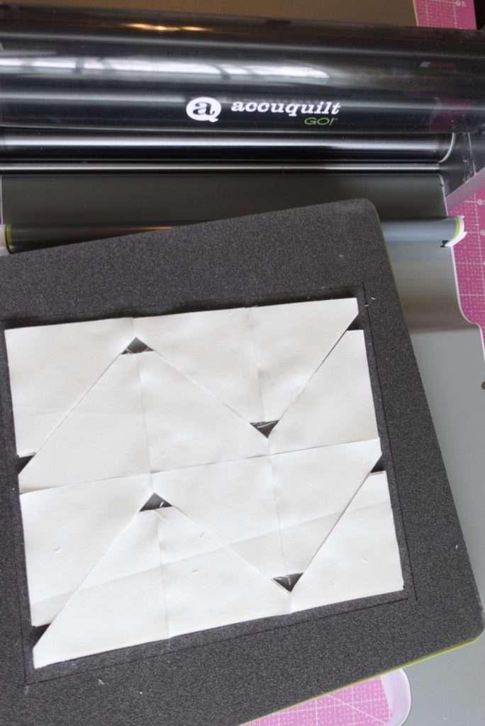 AccuQuilt Half Square Triangles
