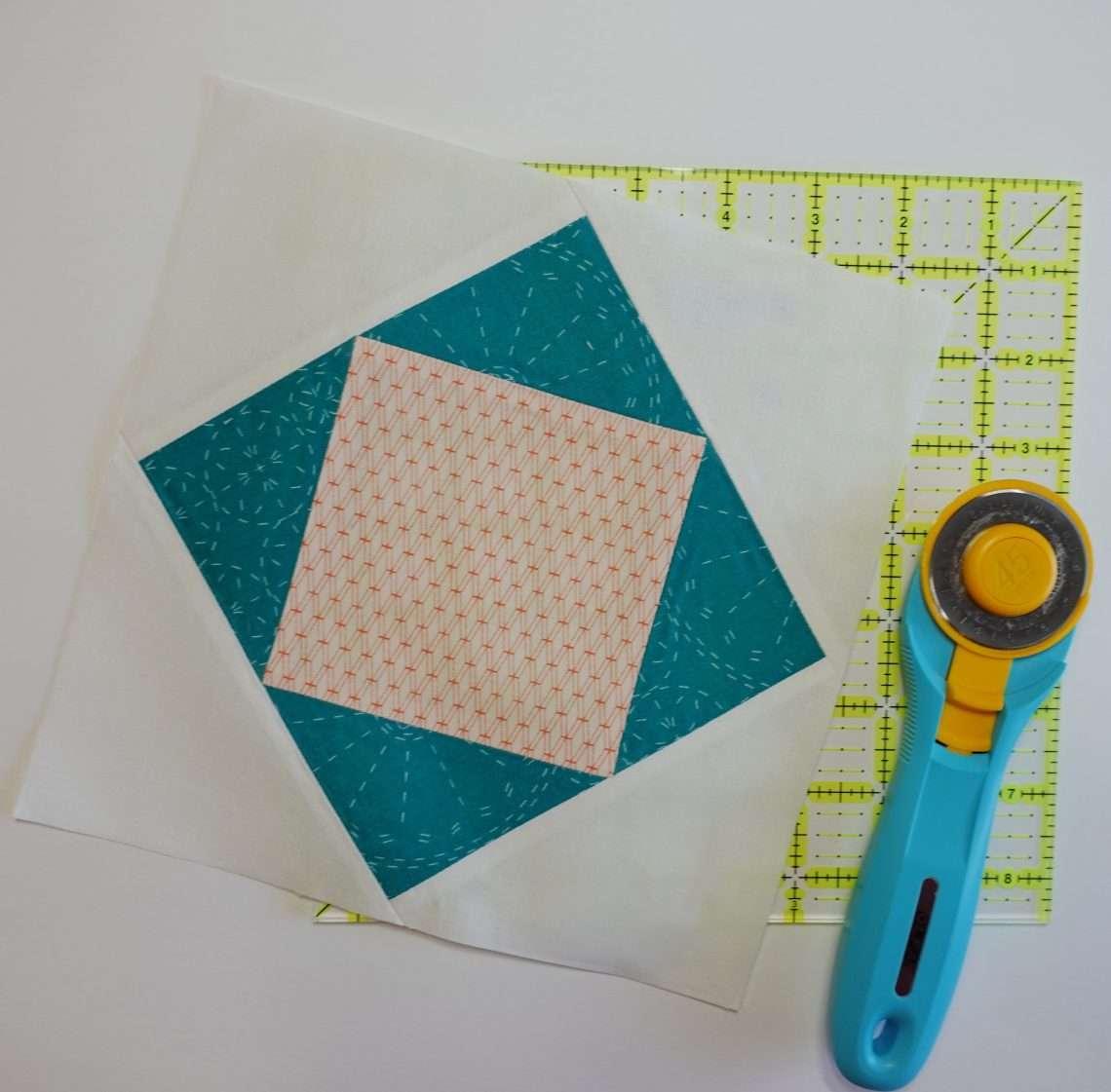 Economy Quilt Block tutorial for beginner quilters