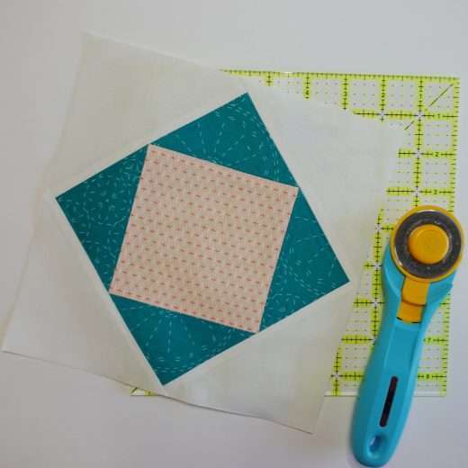 Economy Quilt Block tutorial for beginner quilters