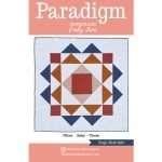 Paradigm quilt pattern paper cover