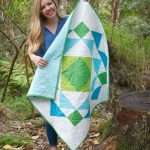 easy modern baby boy quilt pattern, geometric quilt pattern by homemade emily jane, paradigm quilt pattern