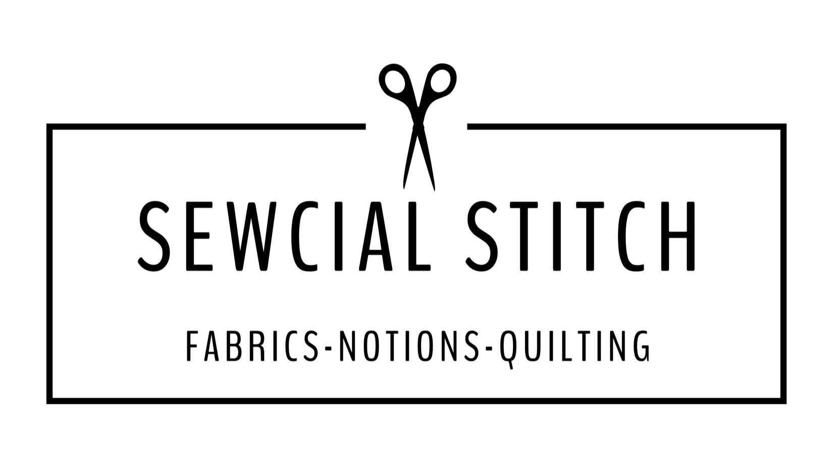 Sewcial Stitch quilt shop
