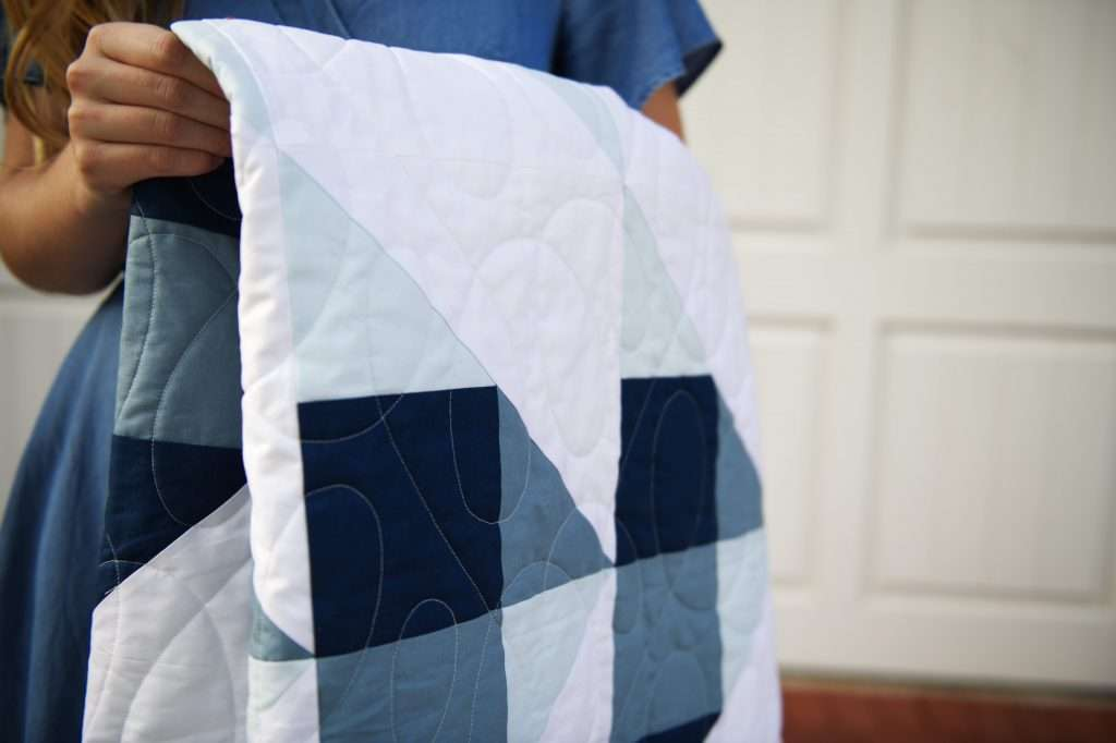 scrappy flying geese quilt pattern